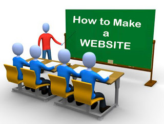 How to build a website
